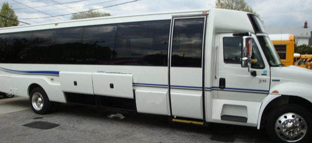 shuttle bus rental