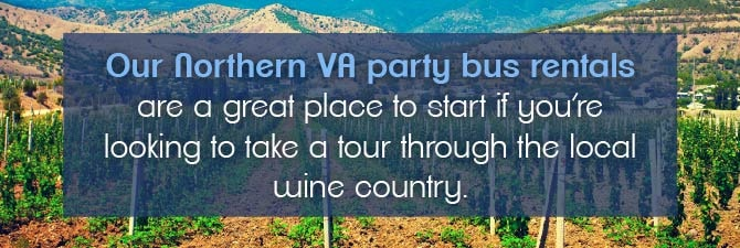 party bus wine tour